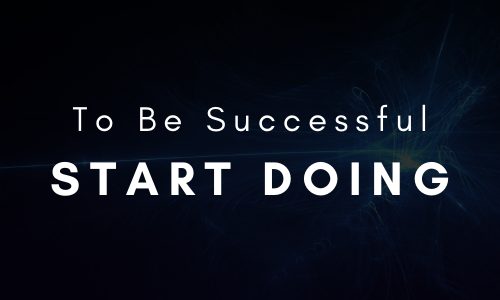 Start doing to find success in forex trading